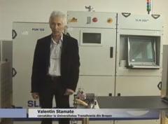 Premiera mondiala la Brasov: Motor de avion din componente facute cu imprimanta 3D (Video)