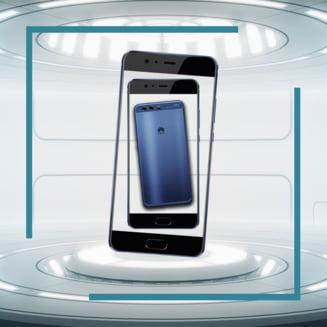 Premiera pe piata telefoanelor inteligente. Primul smartphone cu trei camere foto