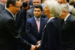 Premiera pentru Romania: Negocieri cu FMI la Bruxelles, fara Traian Basescu