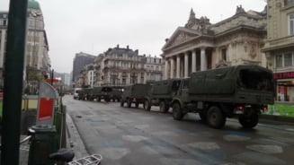 Premierul Belgiei: Atentate ar putea fi comise in mai multe locuri, de mai multi indivizi