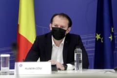 """Premierul Cîțu, întrebat dacă are de gând să se retragă din fruntea Guvernului pentru a pune capăt crizei politice: """"Nu sunt un iresponsabil"""""""