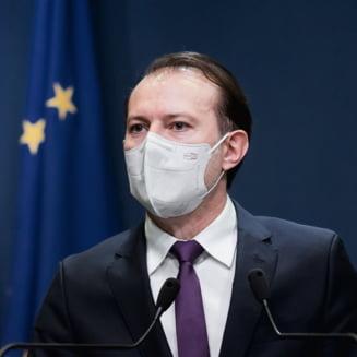 """Premierul Cîțu, despre documentul privind campania internă din PNL: """"Eu nu pot să comentez decât pe baza unor documente oficiale"""""""