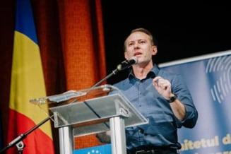 """Premierul Cîțu, despre rezultatul alegerilor din USRPLUS: """"Este o penalizare pentru cei care au ieșit de la guvernare şi s-au alăturat celor de la AUR"""""""