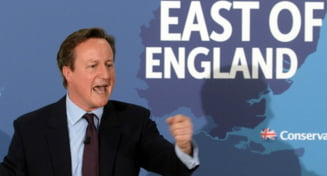Premierul Cameron recunoaste ca Londra a ucis cetateni britanici cu drona. Regina era in pericol (Video)