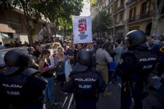 Premierul Cataloniei face apel la calm inaintea expirarii ultimatumului dat de Madrid