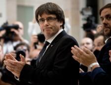 Premierul Cataloniei ignora ultimatumul Madridului si a trimis o scrisoare Guvernului spaniol