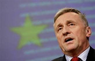 Premierul Cehiei il sustine pe Klaus, dupa ce acesta a fost huiduit in PE