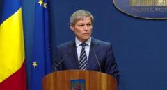 Premierul Ciolos, iritat ca nu a putut plati in lei in avionul care l-a dus la Timisoara - UPDATE ce spune compania aeriana