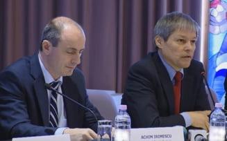 Premierul Ciolos isi critica un ministru in scandalul Bradet: A comunicat prea repede