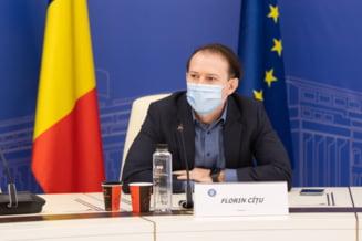 """Premierul Citu: """"Puterea de cumparare a romanilor creste semnificativ. Pregatim economia pentru perioada post - pandemie"""""""