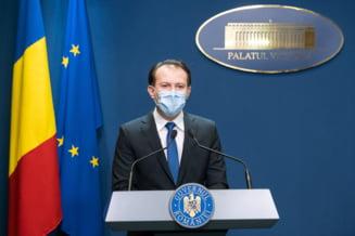 """Premierul Citu, despre prezenta USR PLUS la sedinta de Guvern: """"Un pas important in deblocarea situatiei politice"""""""