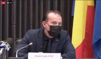 Premierul Citu anunta un program special de investitii in drumuri judetene. Primul atac la Orban, dupa ce acesta anuntase un program similar VIDEO