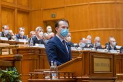 Premierul Citu le-a cerut liberalilor sa nu depuna amendamente la legea bugetului de stat