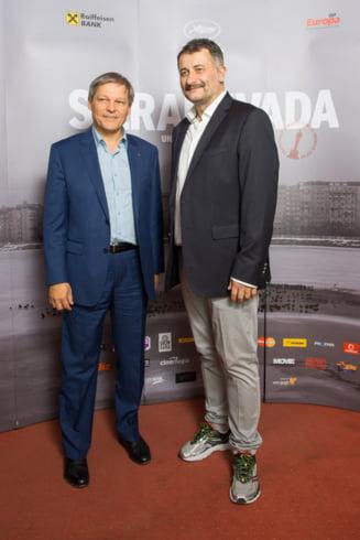 Premierul Dacian Ciolos, la premiera filmului romanesc care candideaza la Oscar