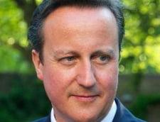 Premierul David Cameron vine in Romania. Va avea discutii cu Iohannis si Ciolos