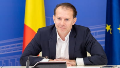 """Premierul Florin Cîțu, despre sumele alocate prin PNRR: """"Primii bani vor fi la sfârşitul lui noiembrie sau inceputul lui decembrie"""""""