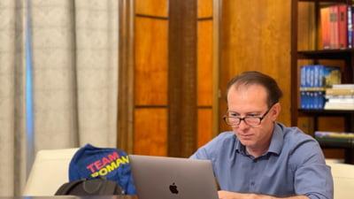 Premierul Florin Cîțu anunță că prima variantă a rectificării bugetare este gata