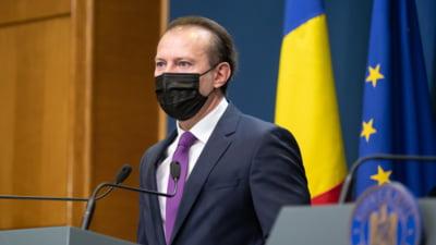 Premierul Florin Cîţu va face o vizită în Ucraina, pentru a participa la Summitul Platformei Internaţionale Crimeea