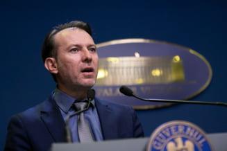 Premierul Florin Citu a revocat ordinul privind modificarea indicatorilor pentru stabilirea carantinei