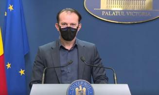 Premierul Florin Citu va prezenta miercuri Planul National de Redresare si Rezilienta in Parlament