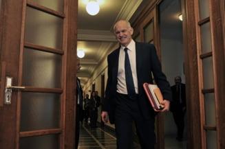 Premierul Greciei: Iesirea din zona euro nu intra in discutie