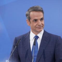 """Premierul Greciei da asigurari ca economia nu se va inchide din cauza pandemiei: """"Cand am impus restrictiile, nu existau vaccinuri. Acum le avem"""""""