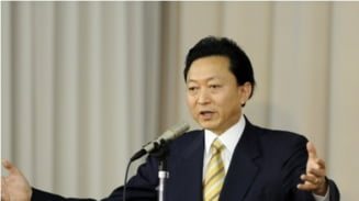 Premierul Japoniei si-a dat demisia