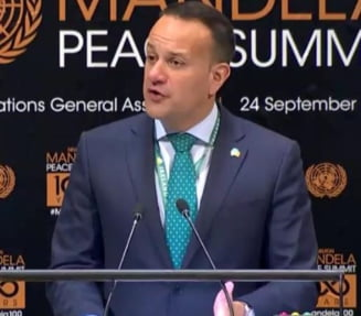 Premierul Leo Varadkar: Un Brexit fara acord ar putea readuce in discutie reunificarea Irlandei