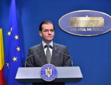 """Premierul Ludovic Orban: """"Guvernul va acorda parintilor un sprijin de 75% din salariu in cazul suspendarii cursurilor intr-o scoala"""""""
