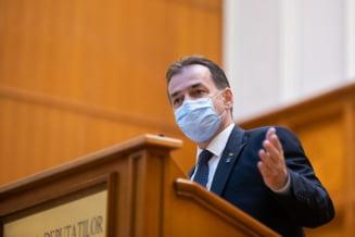 Premierul Ludovic Orban: Pe Firea au apucat-o investitiile in ultimele doua luni de mandat