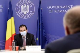Premierul Ludovic Orban, despre discutiile cu reprezentantii HoReCa: Daca mi-ar fi iesit vreun fir de par alb, sigur ar fi avut legatura