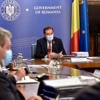 """Premierul Ludovic Orban declara ca trendul crescator al cazurilor de COVID-19 este """"sub control"""""""