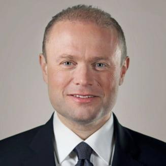 Premierul Maltei va demisiona in ianuarie. Este suspectat ca s-a amestecat in ancheta privind asasinarea jurnalistei Daphne Galizia