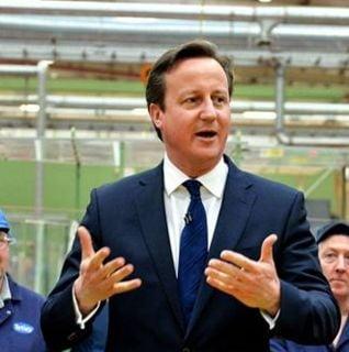Premierul Marii Britanii: Statul Islamic vrea sa imprastie cu drona materiale nucleare peste marile orase