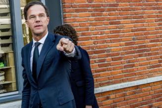 Premierul Olandei, dupa ce partidul sau a castigat alegerile: Gata cu populismul gresit