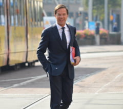 Premierul Olandei, la Sibiu: Romania va fi pregatita de Schengen cand se va conforma regulilor statului de drept si democratiei