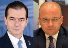 Premierul Orban, obligat de instanta sa achite 446 lei zilnic pana la repunerea in functie a fostului subprefect de Cluj