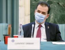 """Premierul Orban saluta decizia DIICOT de infirmare a clasarii dosarului """"10 august"""""""