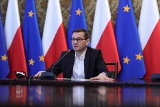 Premierul Poloniei, Mateusz Morawiecki, indeamna Rusia la eliberarea imediata a lui Navalnii
