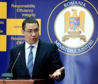 Premierul Ponta a incercat sa puna mana pe justitia din Romania - publicatie elvetiana