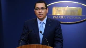 Premierul Ponta isi asigura controlul asupra puterii - Financial Times