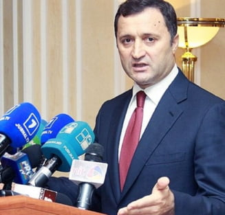 Premierul R. Moldova si-a facut bilantul pentru 2012