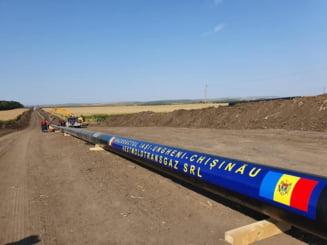 Premierul Republicii Moldova il invita pe Ludovic Orban sa participe la inaugurarea gazoductului Iasi-Ungheni-Chisinau