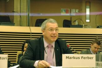 Premierul Romaniei ar trebui sa demisioneze dupa raportul pe justitie - europarlamentar german