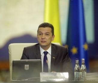 Premierul Sorin Grindeanu a fost operat la Spitalul Militar. Se dusese pentru un simplu control de rutina
