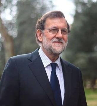 Premierul Spaniei le cere separatistilor catalani sa renunte la radicalism si nesupunere