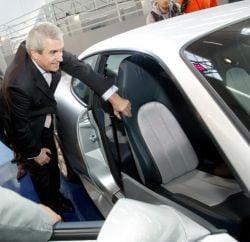 Premierul Tariceanu a fost implicat intr-un accident rutier, la Comarnic