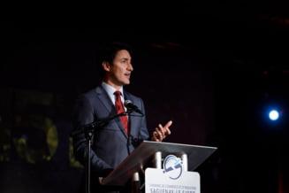 Premierul Trudeau se teme ca Rusia ar putea interveni in alegerile din Canada