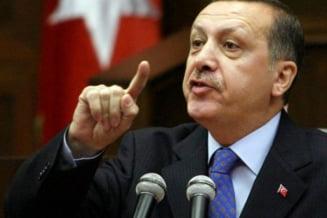 Premierul Turciei ataca dur Egiptul: Se practica terorismul de stat