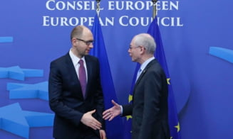 Premierul Ucrainei: Nu suntem gata sa ne predam si sa fim supusi Rusiei